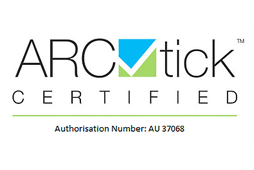Arcktick certified