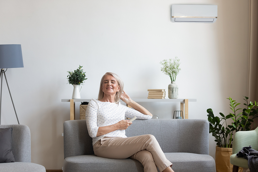 heating and cooling installation in Melbourne.